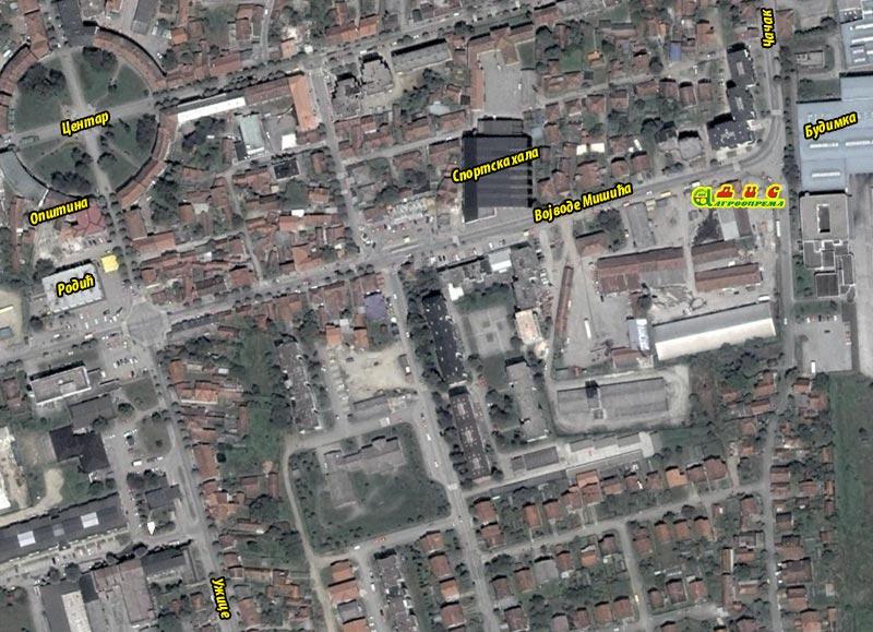 mapa pozega srbija DIS Agrooprema △ 031/513 675 △ 031/38 19 181   Privrednik  mapa pozega srbija